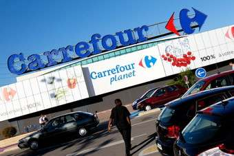 Like many European retailers, Carrefour has struggled to grow sales at its hypermarket unit