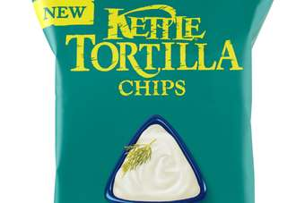 UK: Kettle adds to chips range with tortilla line