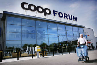 Burman-Olsson will join Coop Sverige in May