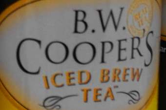 BW Coopers Iced Brew Tea Mini-Bottles