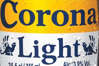 Distribution of Corona Light on draught is being widened in the US