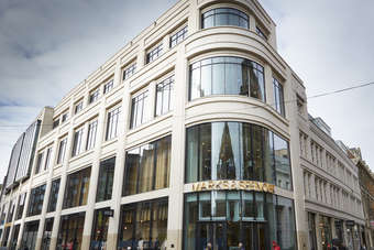 The store will be M&S largest on the continent