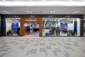 Cotswold Outdoor saw double digit like-for-like sales growth during December