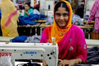 H&M plans to pay a fair living wage to garment workers by 2018