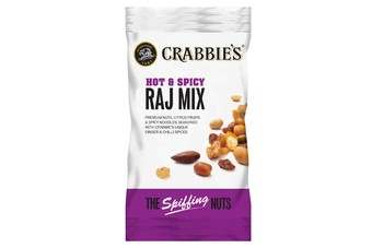 UK: Crabbies owner takes beer brand into nut category