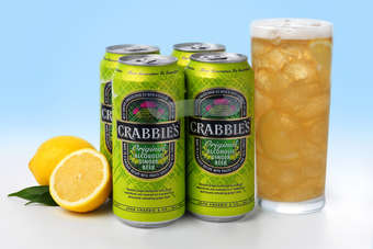 Halewood International has launched Crabbies in a can