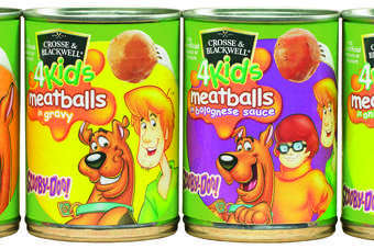 The 4Kids pork meatballs are available in four variants