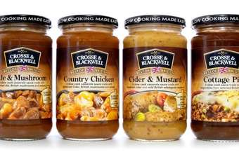 UK: Princes launches Crosse & Blackwell cooking sauces