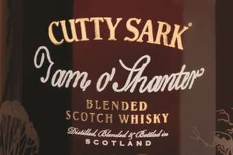 To see a full bottle shot of Cutty Sark Tam oShanter, click below