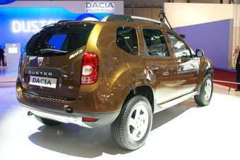 Colombia Renault To Ship Dacia Duster To Mexico Automotive