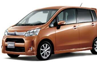 Move is Japans fuel economy king for now