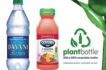 The PlantBottle was launched by Coca-Cola in May 2009 as a pilot
