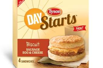 Tyson wants to build presence in prepared foods