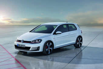 Next years Golf GTI: yet another model to help keep Volkswagen Group sales way ahead of all rivals across European markets