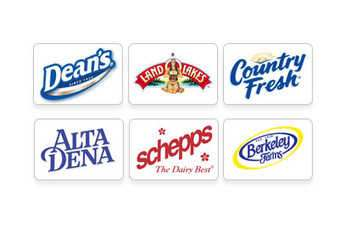 The dividing-up of Dean Foods