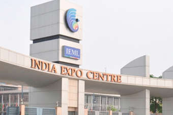 Delhi motor show is now in a purpose built Expo Centre two hours from the capital in Greater Noida