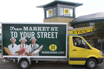 "On the money: Morrisons CEO says space race ""over"""