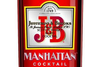 Diageos J&B Manhattan to launch in Spain