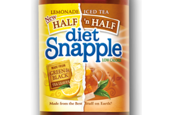 Click through to view Dr Pepper Snapple Groups Snapple Diet Half 'n Half Lemonade Iced Tea