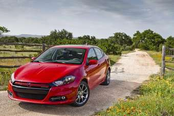 Dodge Dart has been a fast seller for Chrysler