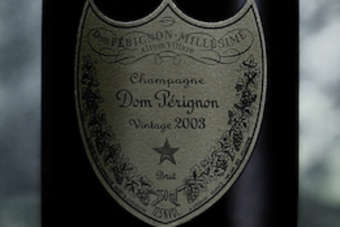 Some French thieves are hoping for a particularly opulent weekend, courtesy to Dom Perignon