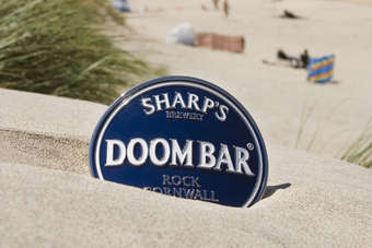 Doom Bar is now the UKs top-selling cask ale