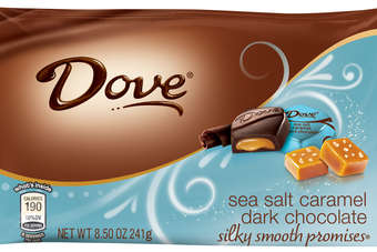 Dove is one of a number of new product launches Mars has planned for 2014