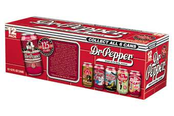 Dr Pepper is celebrating its 125th anniversary this year