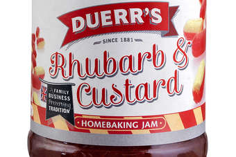 Duerrs has launched a new homebaking jam range