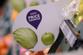 Some in the City have questioned effectiveness of Tescos Price Promise campaign