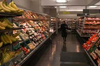 Food sales a bright spot for M&S