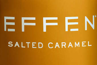 Click through to view Beam Incs Effen Salted Caramel Vodka