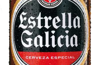 Click through to view the Estrella Galicia portfolio
