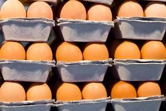Major food firms claim the egg producers have conspired to keep prices artifically high