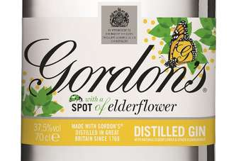 Click through to view the new Gordons gin