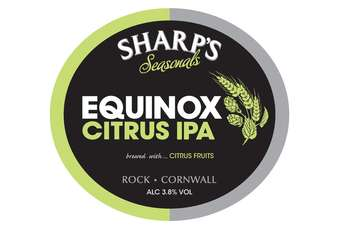 Equinox Citrus IPA is the first in a new series
