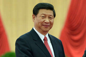 Xi Jinping, the new general secretary of the Communist Party of China