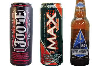 US: FDA goes after caffeinated alcoholic drinks