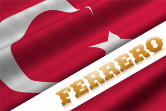 Ferrero will build a production plant in Turkey, its first in the country