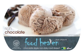 UK: Fayrefield launches Food Heaven dairy-free ice cream