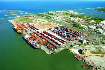 Room to grow - the industrial and port complex at Suape