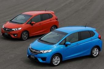 Japan Honda Fitjazz Hybrid Powertrain Details Revealed
