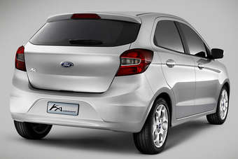 Unlike Its Predecessor A Local Redo Of The Original Mid S First Generation Rather Than Europes Reskinned Fiat  Fords Latest Brazilian Designed Ka