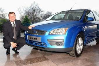 Ford GBs fleet sales director Kevin Griffin is now cutting small car prices as well