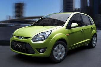 Ford India now ships the Figo - an updated previous generation Fiesta - to 32 countries