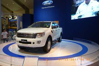 Thailand supplies the globe with Ford Ranger pickups