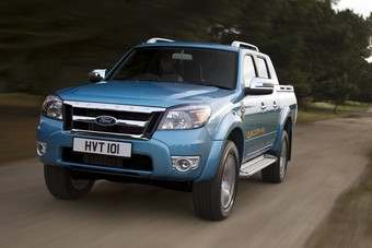 Current Ranger for markets outside North America is built by a Ford-Mazda JV in Thailand