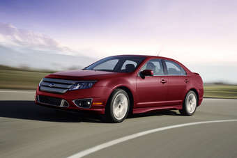 Fords Fusion was the top-selling US-brand car in September and YTD