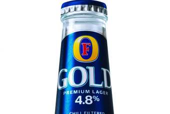 Heineken UK to launch Fosters Gold