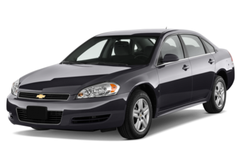 The Impala has a standard 3.6-litre V6, which was new for the 2012 model year